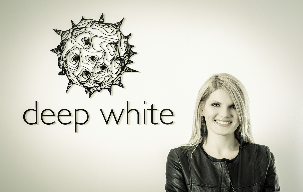 Egle Klekere becomes sole owner of Deep White