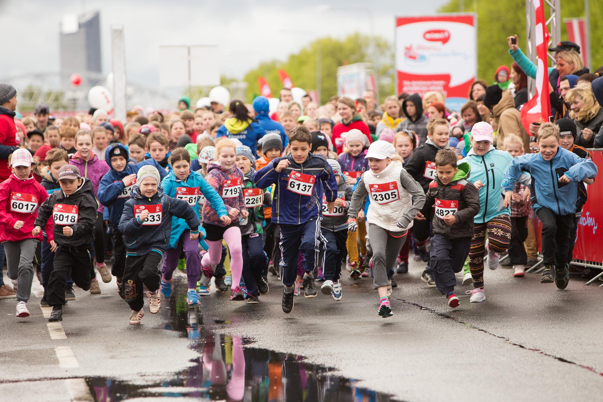 Детский марафон Rimi – лучшее мероприятие 2015 года в сфере общественных отношений